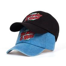 Algodón de alta calidad negro apenado el mundo es tuyo papá carta sombrero  Snapback Cap hombres 6b5ebaa1986