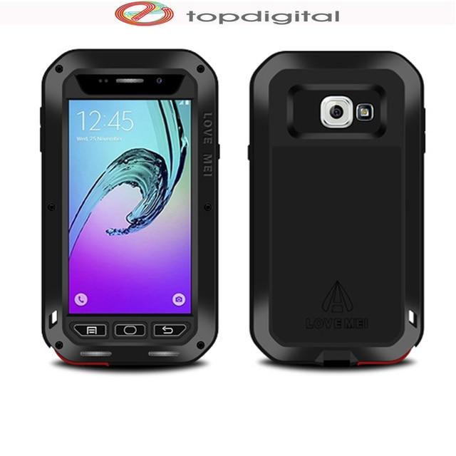 the latest f5f76 5d997 LIEFDE MEI Waterproof Shockproof Case Cover voor Samsung Galaxy A3 ...