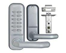 Механические дверные замки Без Ключа Цифровой Код Машины Клавиатуры Ввода Пароля блокировки Дверей 2-го поколения OS209A