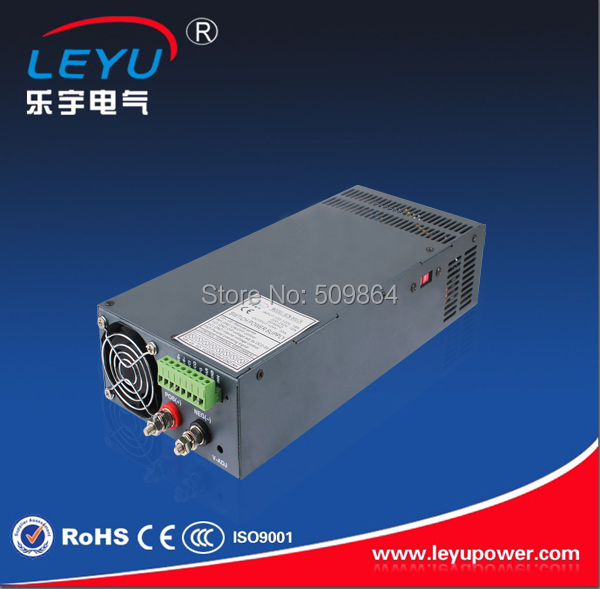 24V ac dc High power SCN-800-24 single output LED driver with Parallel function switching power supply ce rohs high power scn 1500 24v ac dc single output switching power supply with parallel function