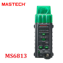 MASTECH MS6813 Network Cable Telephone Line Tester Detector Transmitter RJ45 Multi-Functions Wire Tracer Autoranging multimeter