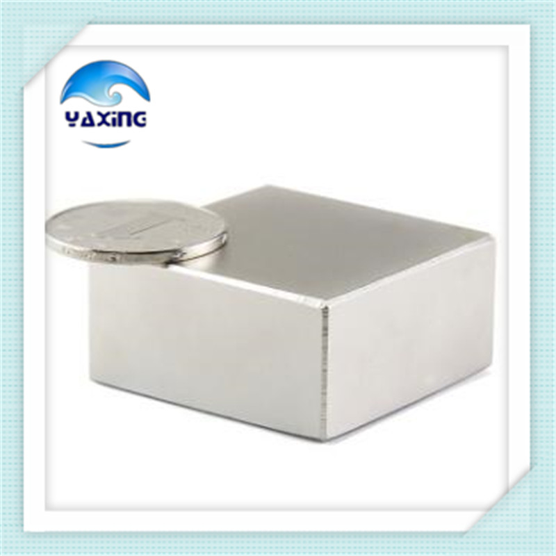 1pcs/pack block magnet  40 x40x 20mm  Strong Cuboid Block Magnet Rare Earth magnets neodymium hot sale 1pc 30 x 20 x 10mm strong block cuboid rare earth neodymium magnets n50 permanent magnet powerful magnet square magnet