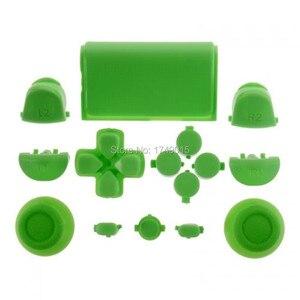 Image 4 - Набор кнопок триггеров R2 L2 R1 L1 для Playstation Dualshock 4 PS4 DS4, аксессуары для контроллера, 17 цветов