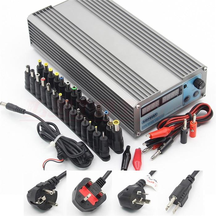 CPS-3010 II DC Power Supply 110V/220V Switchable 30V 10A Precision Digital Adjustable With OVP/OCP/OTP DC Power mini compact precision digital adjustable dc power supply cps3010 30v10a with ovp ocp otp dc power 0 01a 0 1v