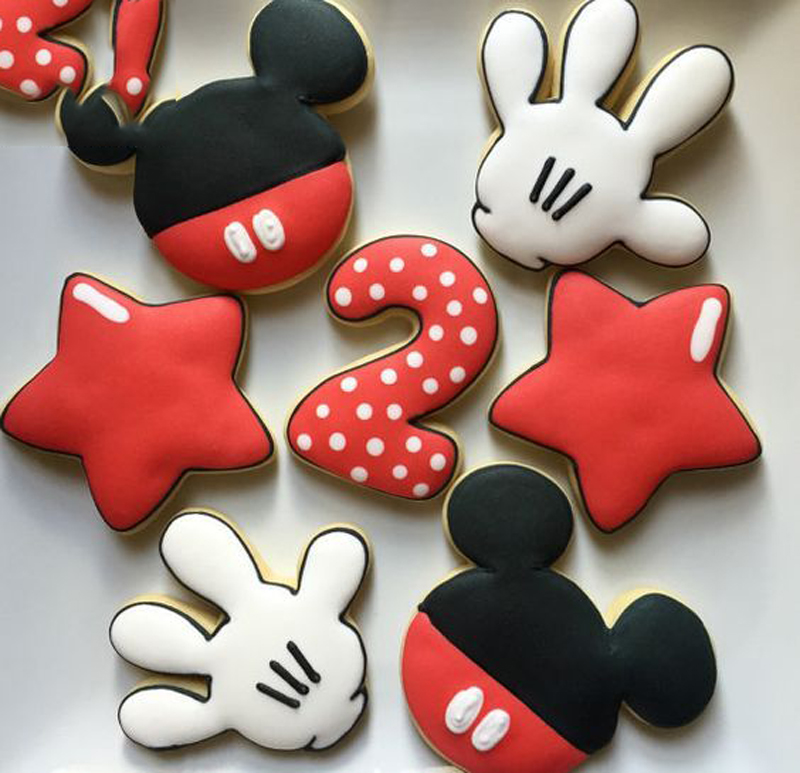 Utensilios De Repostería Galletas Cara De Mickey Mouse Molde De Horno Cara De Mickey Mouse De Gran Tamaño Hogar Y Cocina Brandknewmag Com