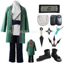 Hot Naruto Tsunade Cosplay Costume Halloween Full Set