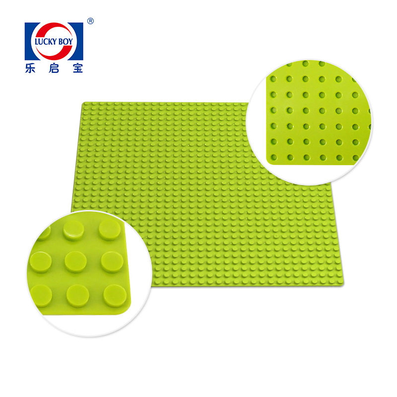 32 32 Dots City Base Plate for Small Bricks Baseplate Board DIY Building Blocks Sets Parts Toys for Children in Blocks from Toys Hobbies