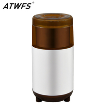 Coffee Grinder 220V Electric Coffee Mill Bean Grinder Household Small Grain Chinese Medicine Grinder