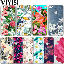 VIYISI Flower birds For Huawei Mate9 10 lite case Pro P8 9 P10 20 Lite Phone Case Nova2 Plus Honor9 6A Y5 2017 Y6 Y7II