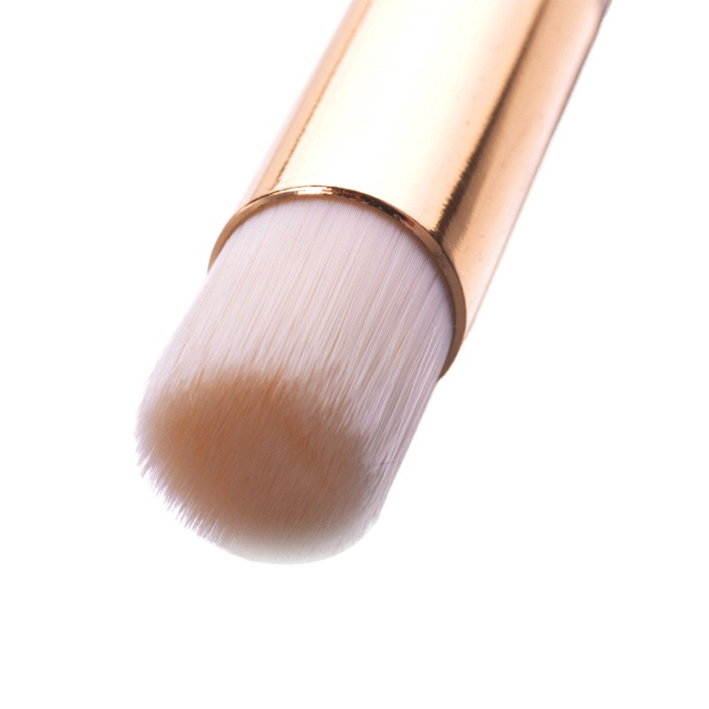 2017 Makeup brushes Black Head Nose Cleansing Brush Make up Beauty Cosmetics Brown