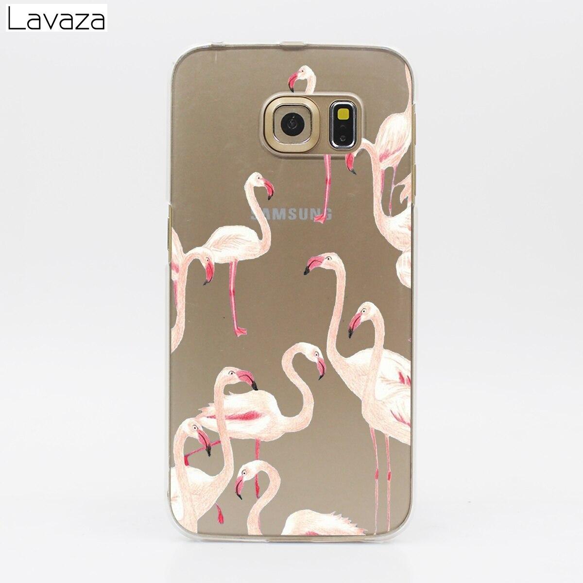 Mini Livret Design Flamant Rose Pour Samsung Galaxy S6 LWWKjI92pC