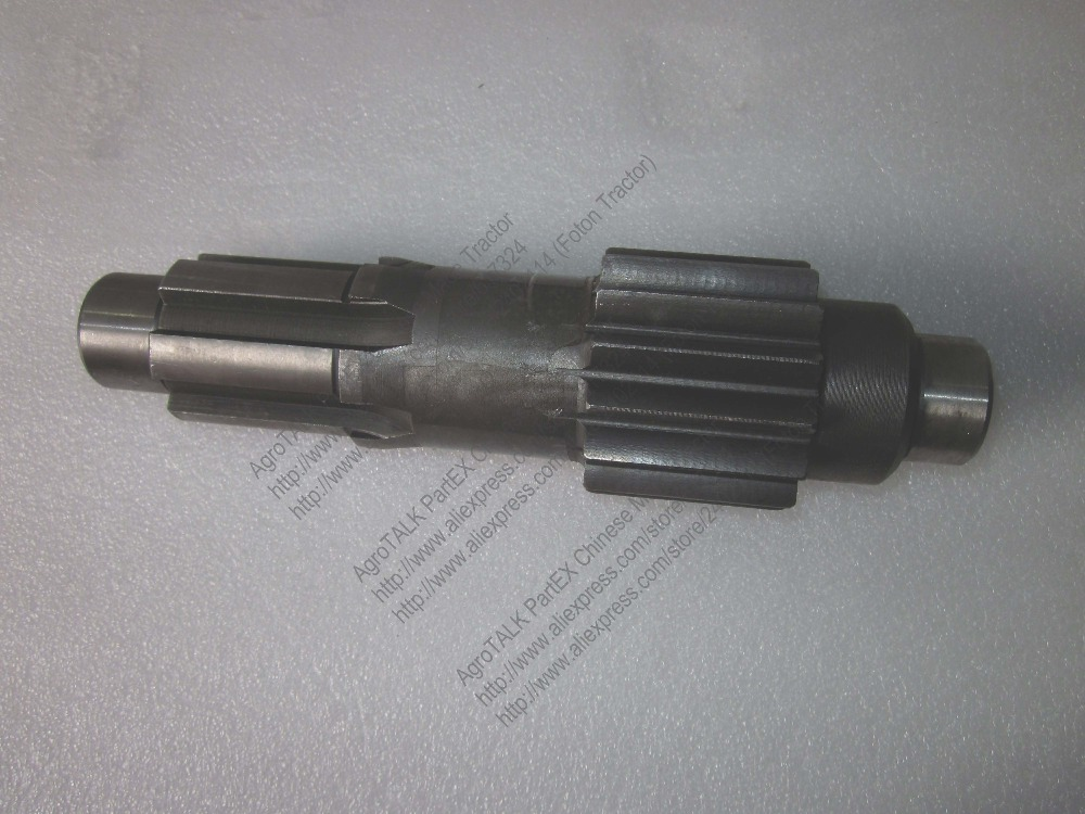 DFH180 tractor, the shaft 14 teeth (final transmission driving shaft, part number: 15.37.112-1ADFH180 tractor, the shaft 14 teeth (final transmission driving shaft, part number: 15.37.112-1A