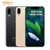 UMIDIGI A3 Pro 4G Smartphone 5.7 pouces Android 8.1 MT6739 Quad Core 1.5GHz 3GB RAM 16GB ROM 12.0MP + 5.0MP 3300mAh téléphone portable