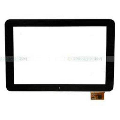 """Bilgisayar ve Ofis'ten Tablet LCD'ler ve Paneller'de Siyah yeni 10.1 """"DNS AirTab M104G Tablet dokunmatik ekran dokunmatik panel sayısallaştırıcı Cam sensör yedeği Ücretsiz Kargo"""
