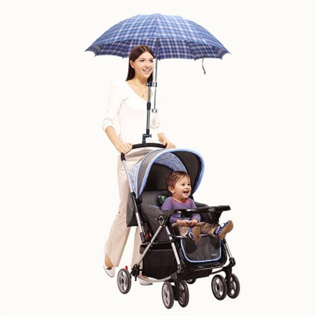 Umbrella Holder Baby Pram Stroller Accessories Umbrella Holder Wheelchair Umbrella Stretch Stand