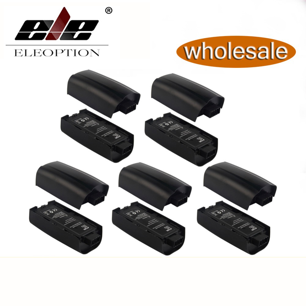 Wholesale 10PCS High Capacity Battery For Parrot Bebop 2 Drone 3200mAh 11.1V Lipo Upgrade Battery For RC Quadcopter Parts