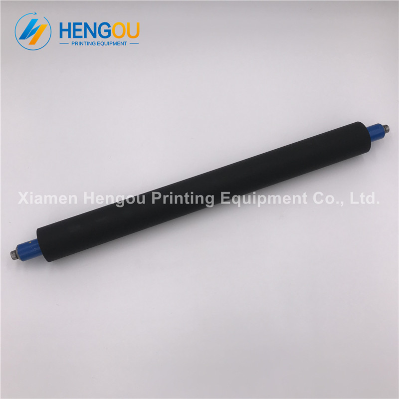 1 pcs heidelberg gto46 BLUE ink rollers, ink rollers for heidelberg GTO46 printing machinery parts offset printer heidelberg printing machines spare parts ink fountain end plates