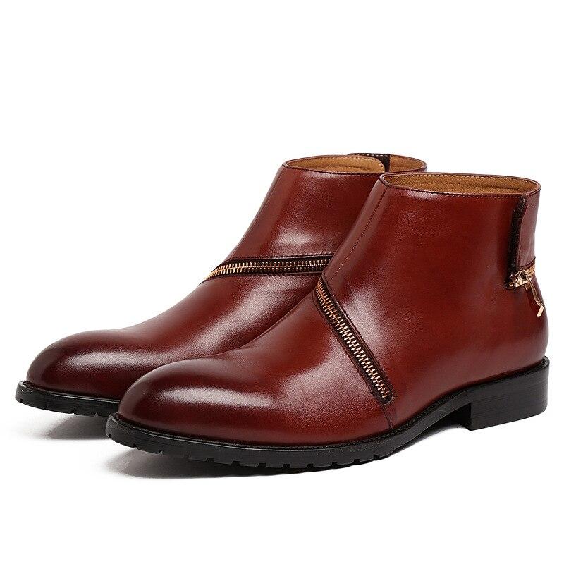 High Quality Mens Winter Dress Boots-Buy Cheap Mens Winter Dress ...