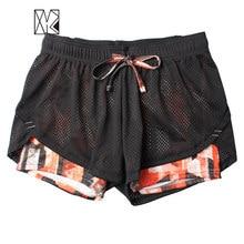 Женские шорты Summer Double Layer Shorts