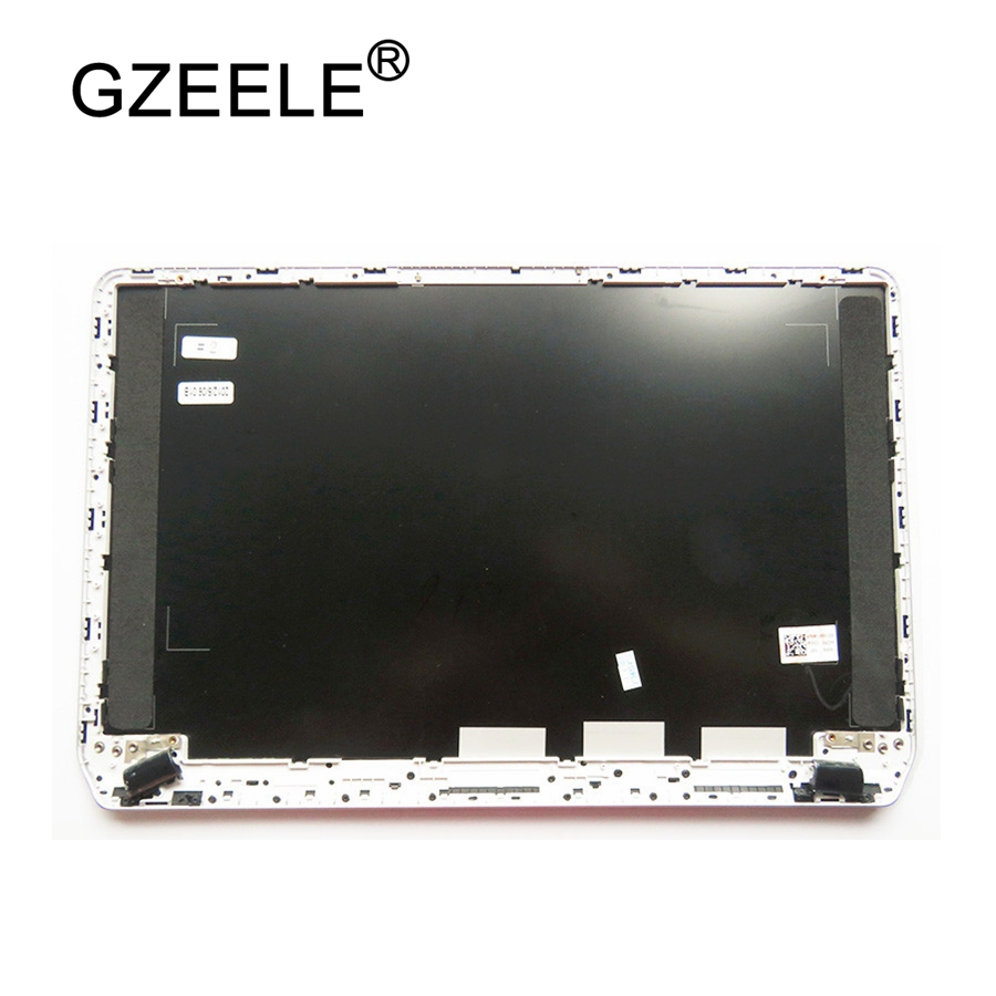 GZEELE Laptop New For HP Envy For Pavilion M6 M6-1000 LCD top Cover Back Rear Lid A Shell M6-1001 1045 1125dx 1035dx сервер lenovo x3250 m6 3943e6g