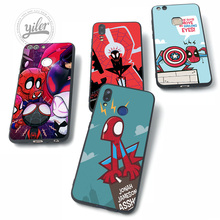 Spider-Man For Case Huawei NOVA 3 3i P30 lite Cover for P20 Pro P Smart 2019 P10 P9
