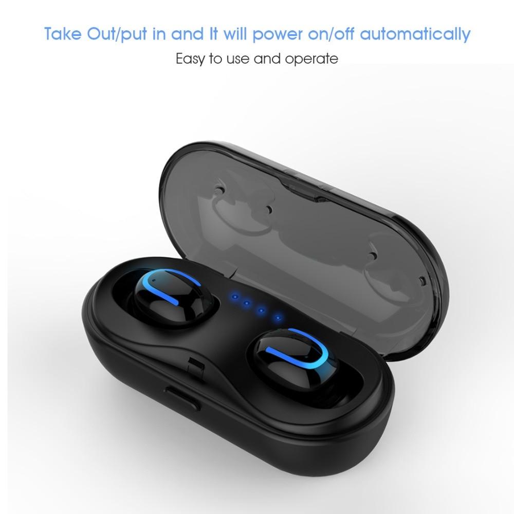 ΣΥΜΒΟΥΛΕΥΤΙΚΟ HBQ-Q13S TWS Bluetooth V5.0 - Φορητό ήχο και βίντεο - Φωτογραφία 4
