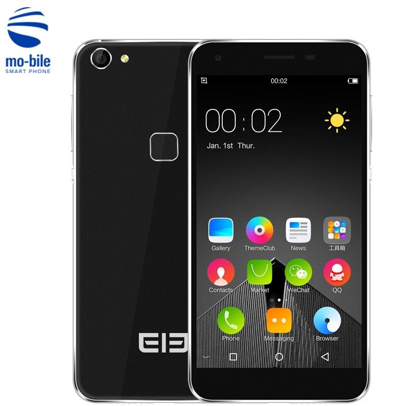 Цена за Оригинал elephone s1 android 5.1 5.0 дюймов 3 г смартфон mtk6580 Quad Core 1.3 ГГц 1 ГБ RAM 8 ГБ ROM Отпечатков Пальцев 8.0MP Мобильных телефон