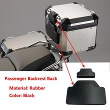 R1250GS F750GS F850GS R1200GS Passenger Backrest Back Pad Rear Saddlebag Trunk Sticker for BMW F800GS ADV / R 1200 GS Adventure