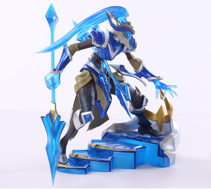 Dowin league 21cm legend Kalista The Spear of Vengeance action figure kids model toys collection gift collection model for child the human league the human league crash dare 2 cd