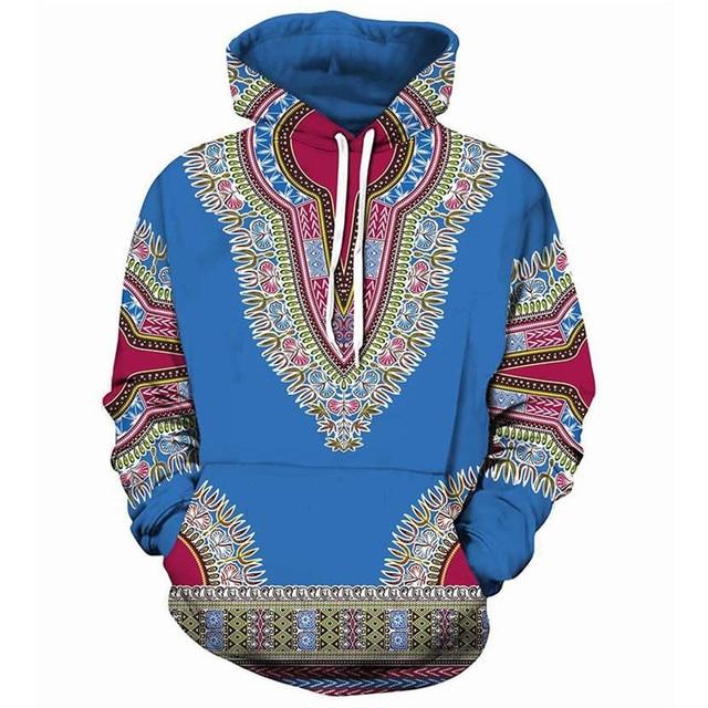 Men Women Hoodies Sweatshirts African folk-custom 3D Print Hooded Sweatshirt Men Hip Hop Streetwear Hoodie Tracksuit Male 5XL 3