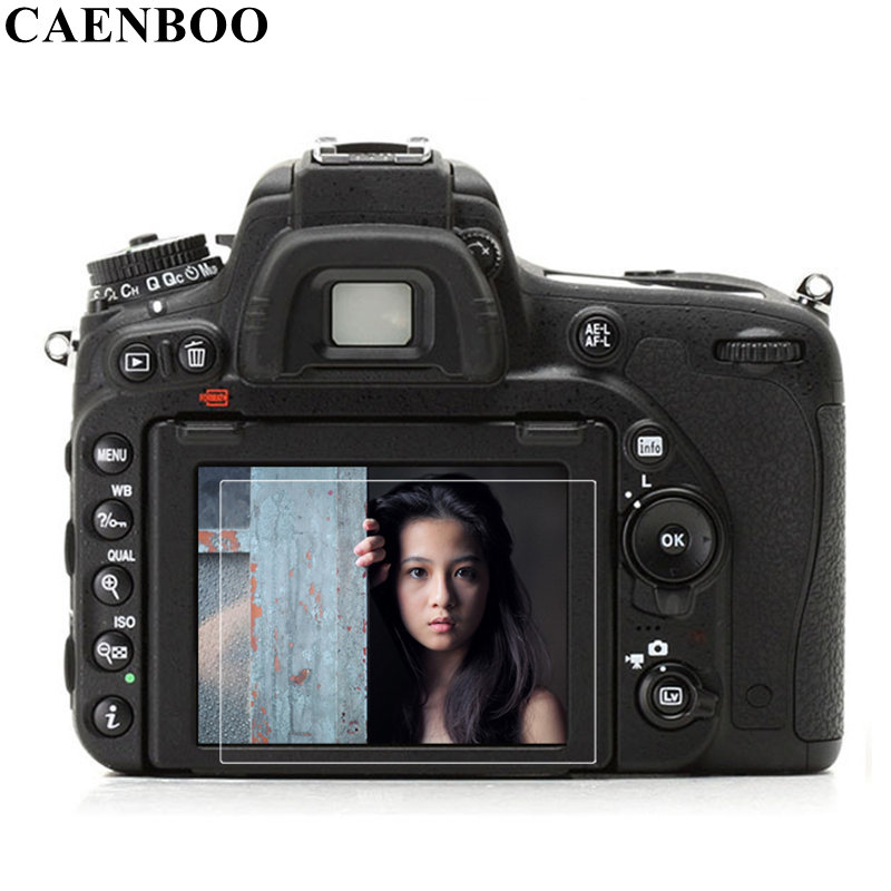 CAENBOO Screen Protector For Canon 5D Mark II III IV SR 5D2 5D3 5D4 1DX EOS M3 M5