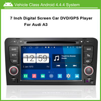 Car DVD/GPS player FOR Audi A3 2003 2012 S3 With GPS A8 Chipset Dual Core 3 Zone POP Free Map