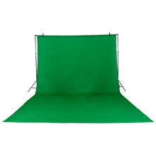 High quality 3M X 6M Cotton Chromakey Green screen Muslin background cloth backdrop For Photo lighting studio yixiang high quality background 1 6 x 1m 3m 2m 4m 5m 6m diy photography studio 100% non woven backdrop background screen