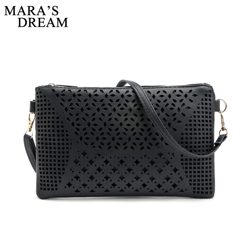 Maras Dream Vintage Hollow Out Flower Envelope Bag Women Leather Crossbody bag Shoulder bag Messenger Clutch Handbag PursesMaras Dream Vintage Hollow Out Flower Envelope Bag Women Leather Crossbody bag Shoulder bag Messenger Clutch Handbag Purses