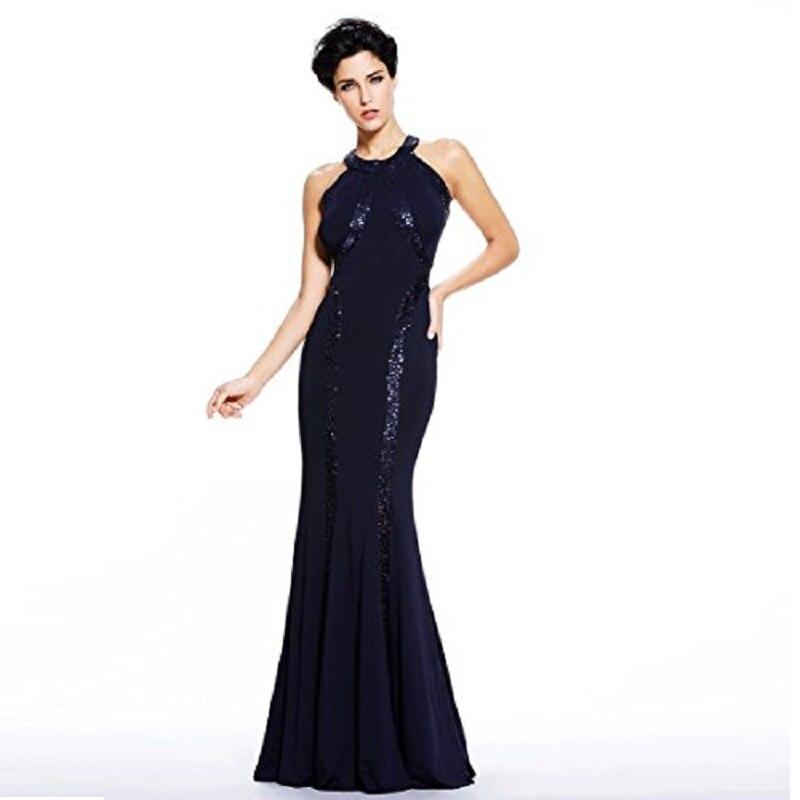 SOCCI Weekend In Stock Slimming Mermaid Long Evening Dress Sequins ...