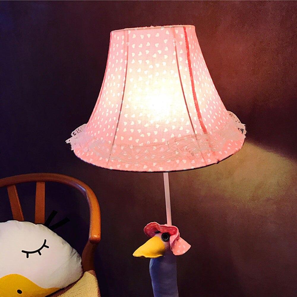Leuke Slaapkamer Bedlampje Cartoon Kinderkamer Vloerlamp Creatieve ...