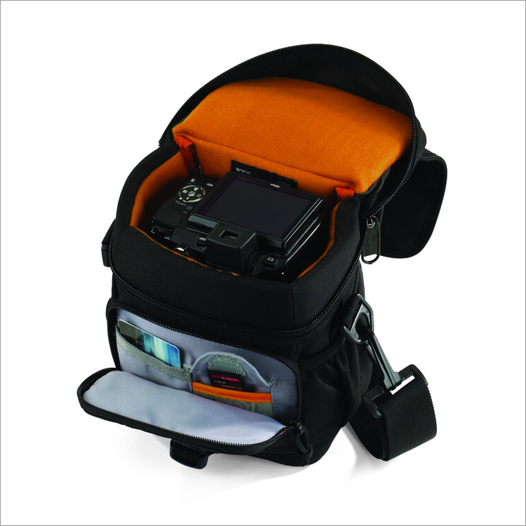 Adventura 120 Lowepro camera shoulder Bag in Camera Video Bags from Consumer Electronics