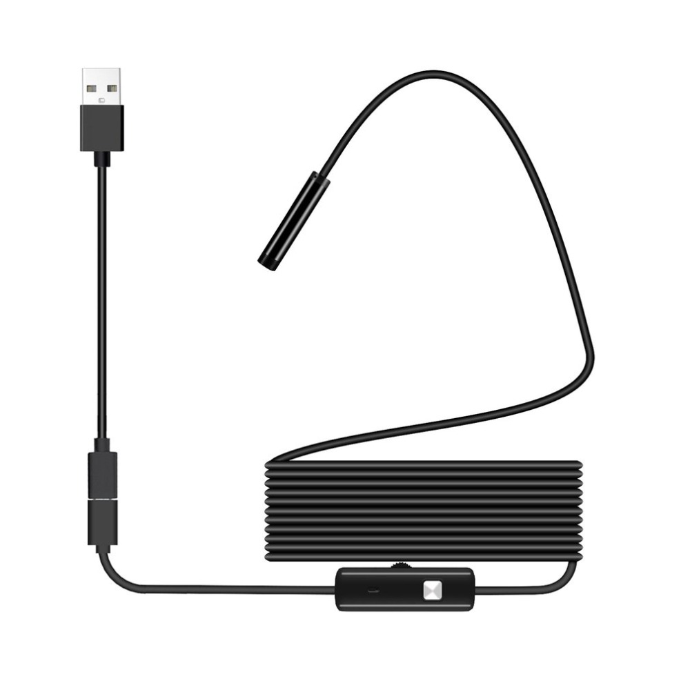 Borescope Inspection For Android iPhone WIFI Waterproof