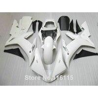 High quality ABS Fairing kit for YAMAHA R1 2002 2003 white black fairings set Full injection molding YZF R1 02 03 YZ8