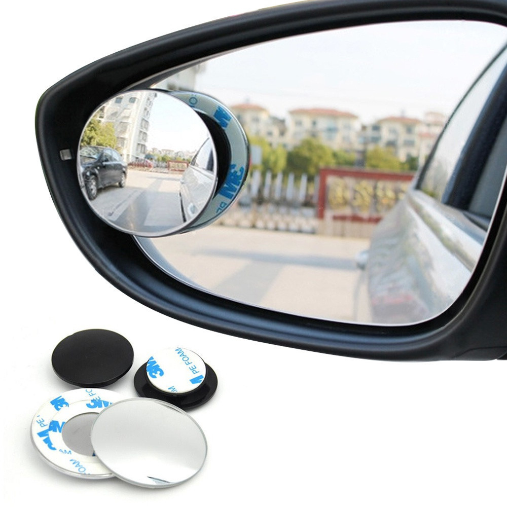 Pair LAND ROVER DISCOVERY III Adjustable Blind Spot Mirrors