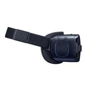Image 4 - Dişli VR 4.0 3D Gözlük VR 3D Kutusu Samsung Galaxy S9 S9Plus S8 S8 + Note7 Not 5 S7 vb Akıllı Telefonlar ile bluetooth denetleyicisi
