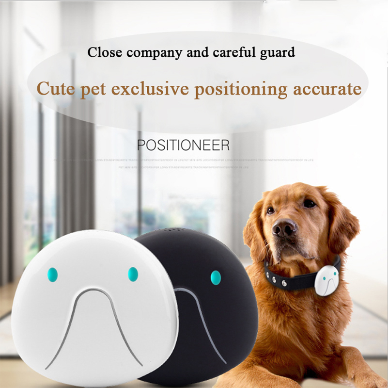 Gps tracker chien chat collier pet chien locato suivi et trace mini animaux intelligents mascota traceur rastreador dispositifs de suivi pour animaux de compagnie