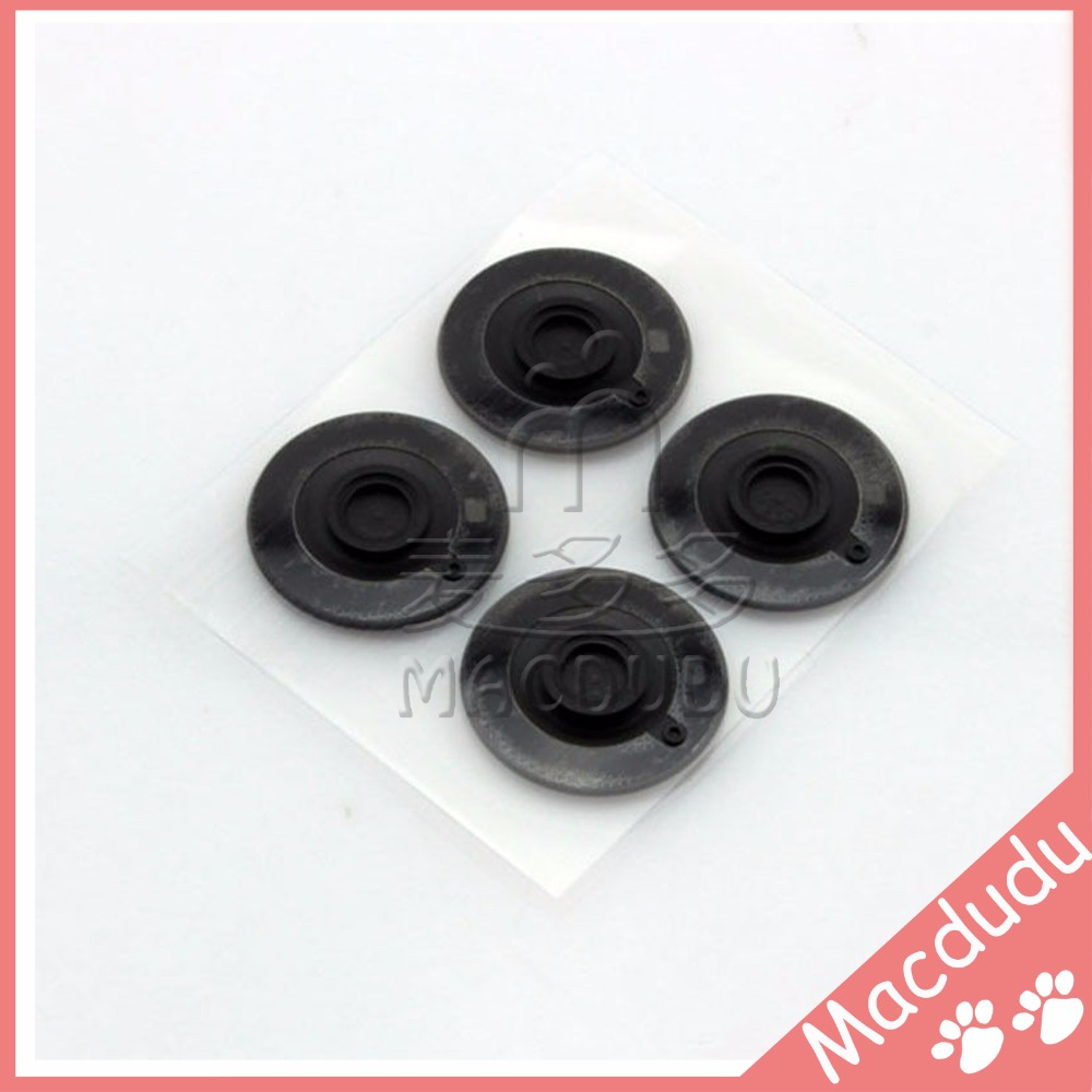 Brand New Rubber Feet for Macbook Pro A1278 A1286 A1297 Rubber Foot Feet + Inner Plugs 4pcs/Set *Verified Supplier* стоимость