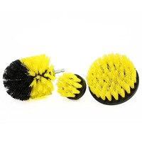 3 In 1 Elektrische Bohrer Pinsel Kopf Für Boden/Küche/Reifen/Badewanne Durable Power Tool teile Für Reinigung Haushalt Werkzeuge|Elektrische Bohrmaschinen|Werkzeug -