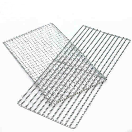 mesh bbq grill racks BBQ grill barbecue supplies BBQ grill iron wire net overstretches wire mesh barbecue grill cover