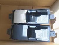 BLACK / BEIGE CASE FOR VW GOLF MK6 JETTA MK5 EUROPEAN CUP HOLDER Holders