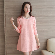 e3f9f9915acd0 Cute Korean Dresses Pink Promotion-Shop for Promotional Cute Korean ...