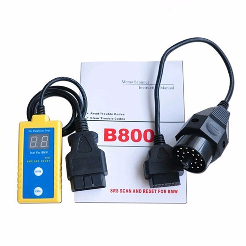 US $15 03 6% OFF|2019 New Top B800 Airbag SRS Reset Scanner OBD Diagnostic  Tool Car Vehicle Airbag Car Electronic Repair Tool Free Shipping-in Air Bag