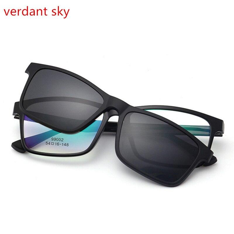 2017 TR90 brillen rahmen spiegel polarisierte Anti Reflective UV400 ...