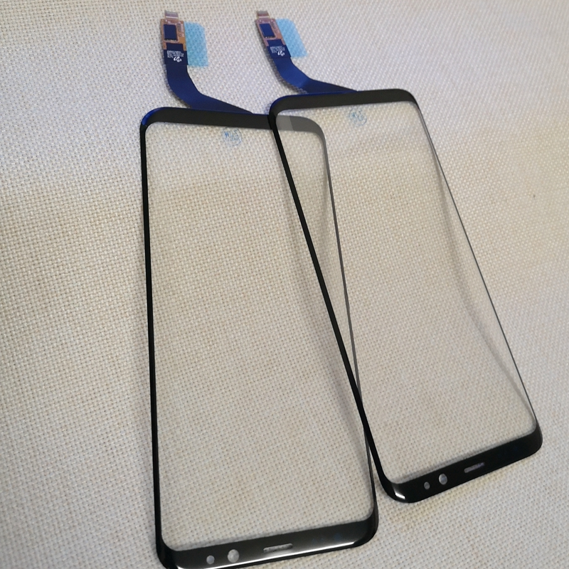 For Samsung Galaxy S8 plus SM- G9550 G9508 original LCD Display Touch Screen Front Glass panelFor Samsung Galaxy S8 plus SM- G9550 G9508 original LCD Display Touch Screen Front Glass panel